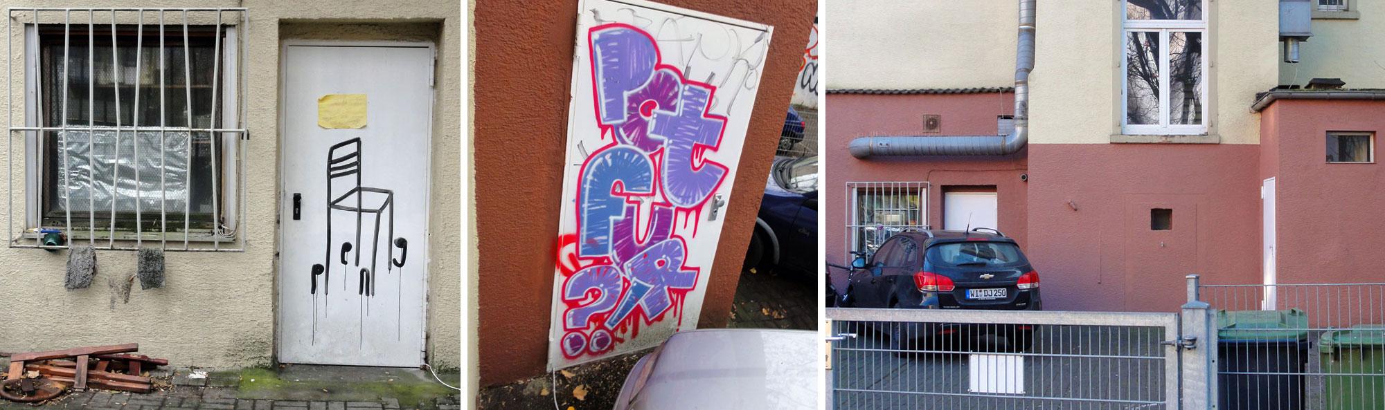 Graffiti-Saubermachwochen in Frankfurt