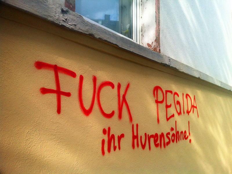 FUCK-PEGIDA-IHR-HURENSOEHNE