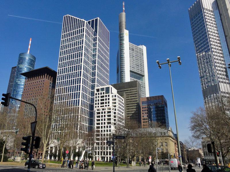 Fotos aus Frankfurt am Main - Bilder der Stadt, März 2015
