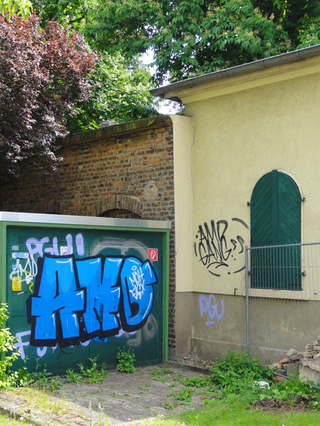 Urban Art rund um den FSV Frankfurt