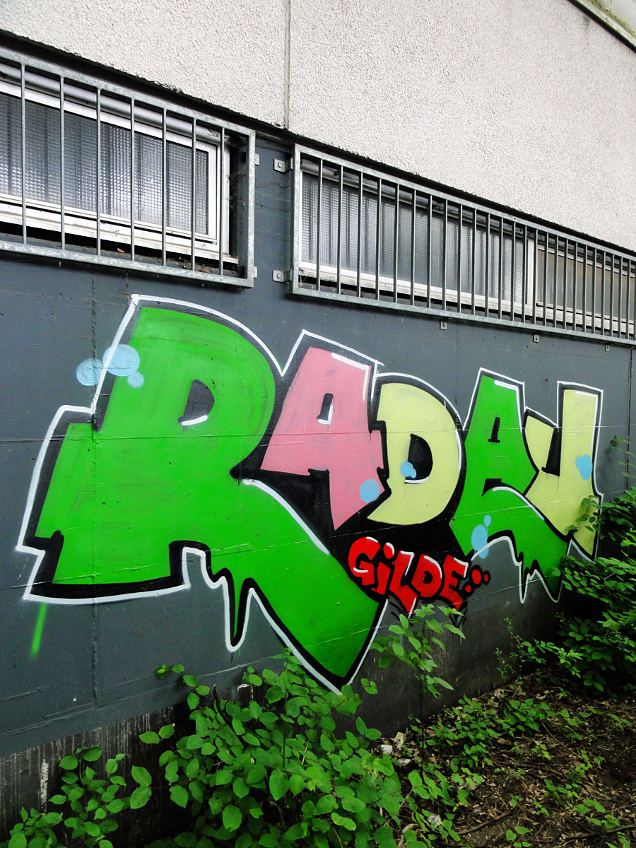 Street Art & Graffiti in Offenbach