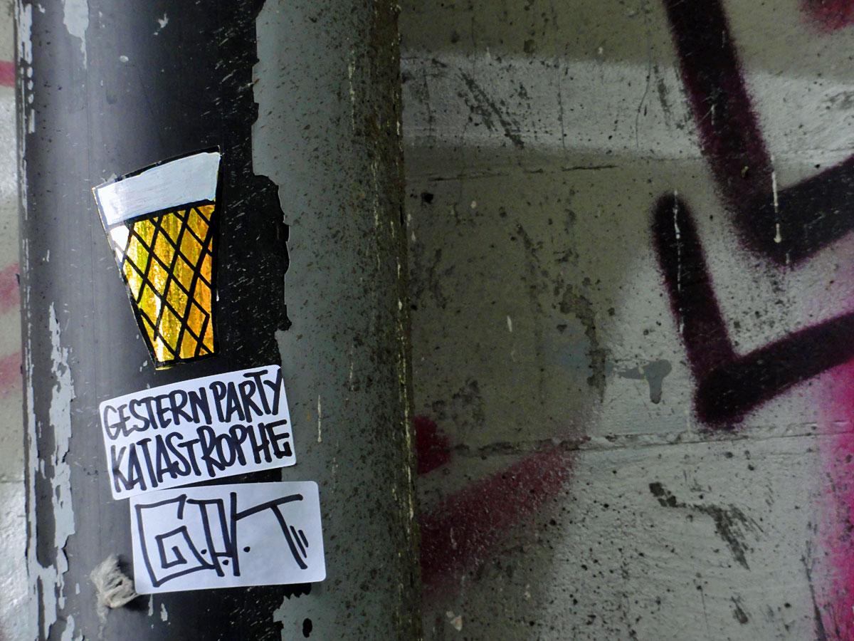 Street Art & Graffiti in Offenbach