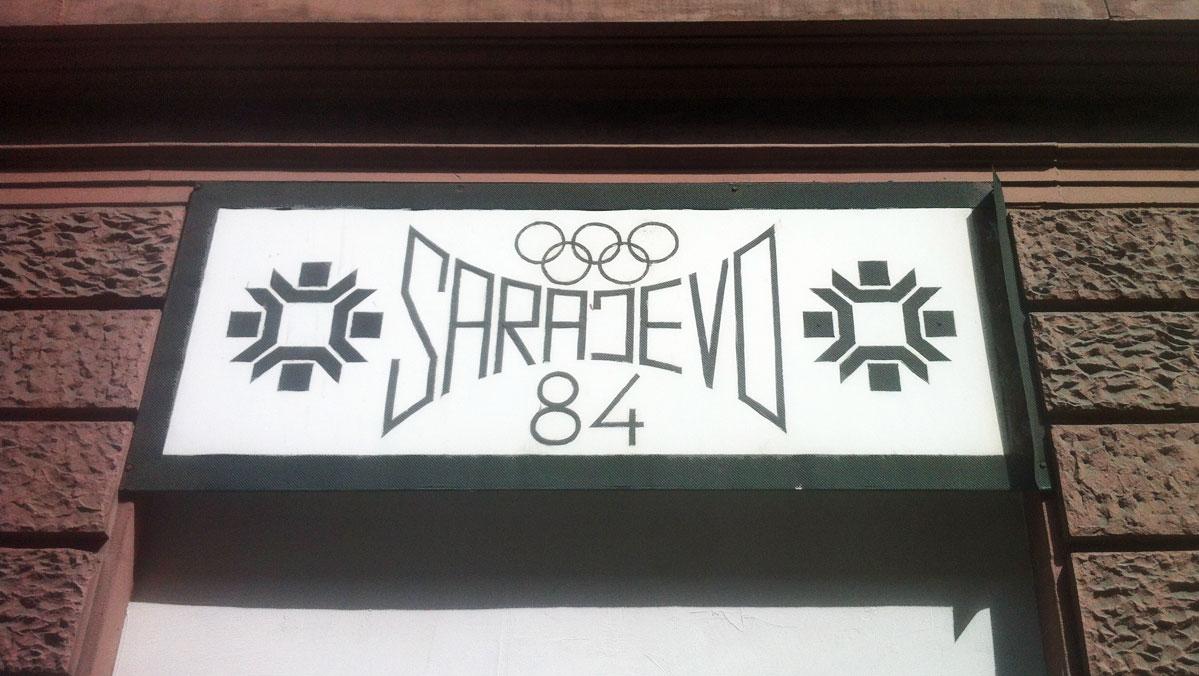 SARAJEVO 84