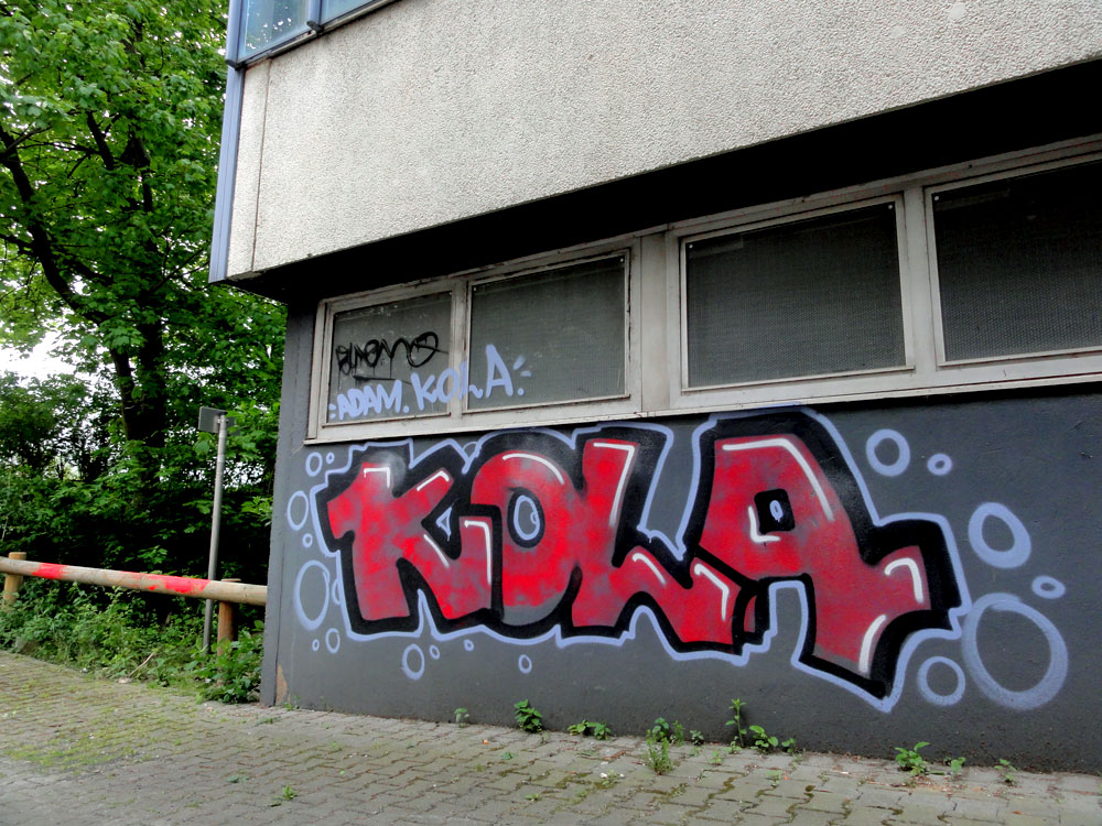 Streetart & Graffiti in Offenbach