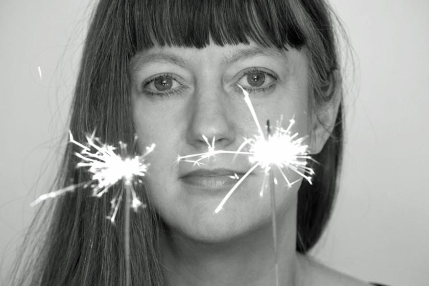 Barbara Morgenstern-Foto von Mara von Kummer