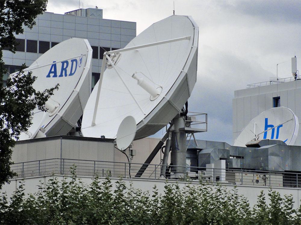 Hessischer Rundfunk in Frankfurt