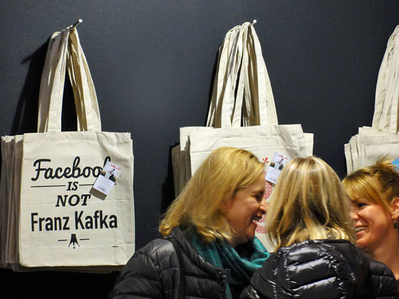 Facebook is not Franz Kafka