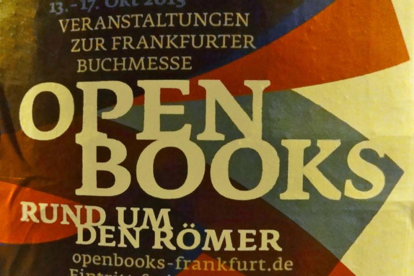 OPEN BOOKS 2015