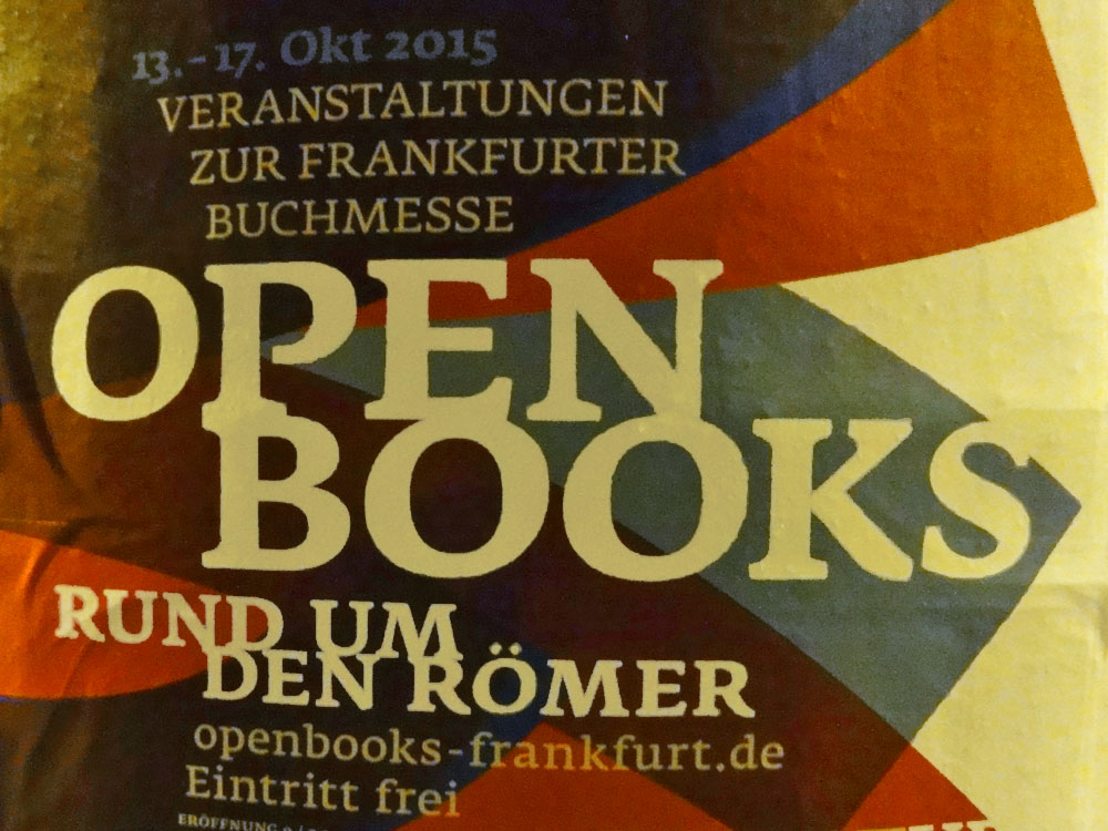 OPEN BOOKS 2015