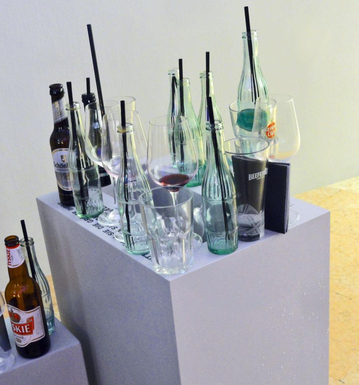 """Fotos von der Ausstellungseröffnung """"Daniel Richter - Hello, I love you"""" in der Schirn Kunsthalle"""