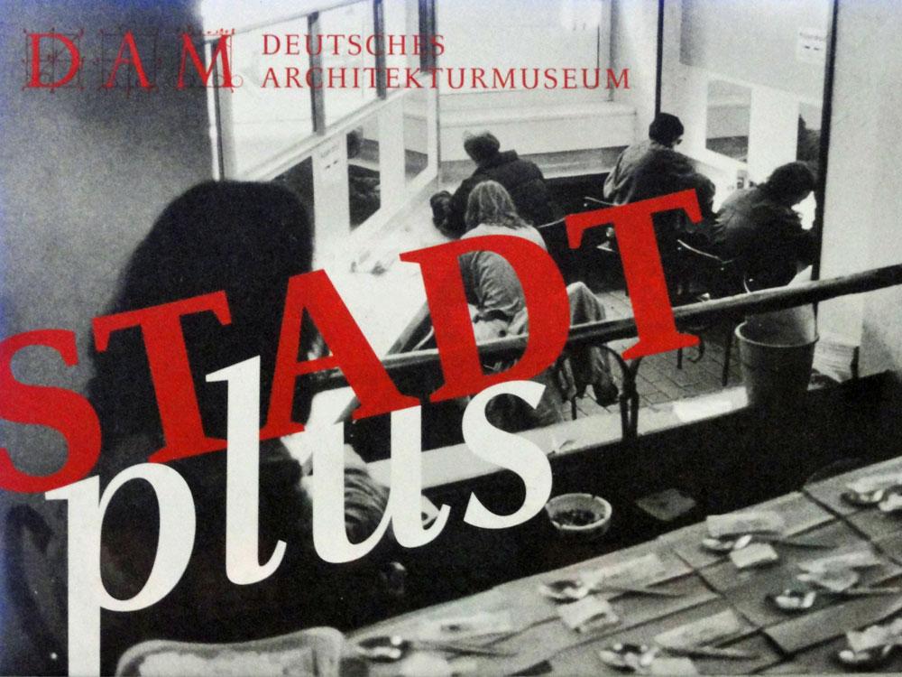 STADTplus - Die Stadt + ihr Tatort