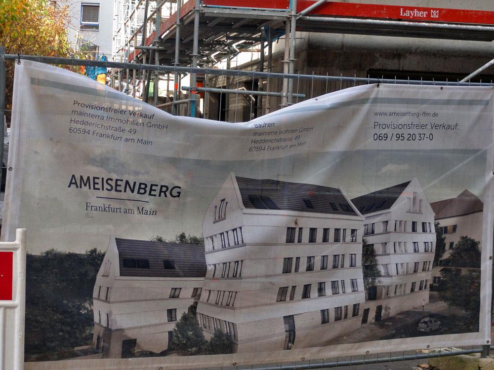 Ameisenberg Frankfurt