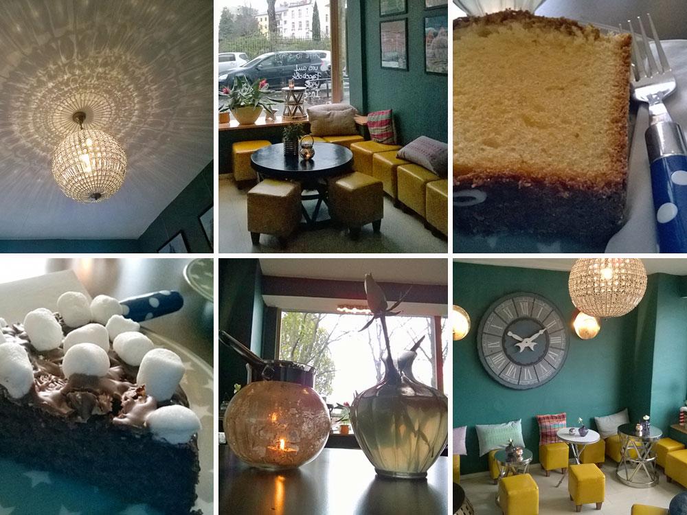 Café Mellow Yellow Berger Straße Frankfurt