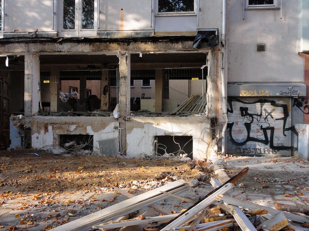 Graffiti in Frankfurt von der FR Crew