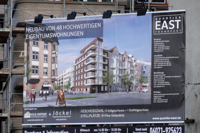 Quartier East Frankfurt