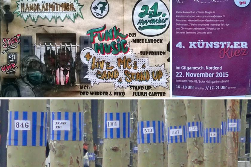 Veranstaltungen in Frankfurt - 20. bis 22.11.2015