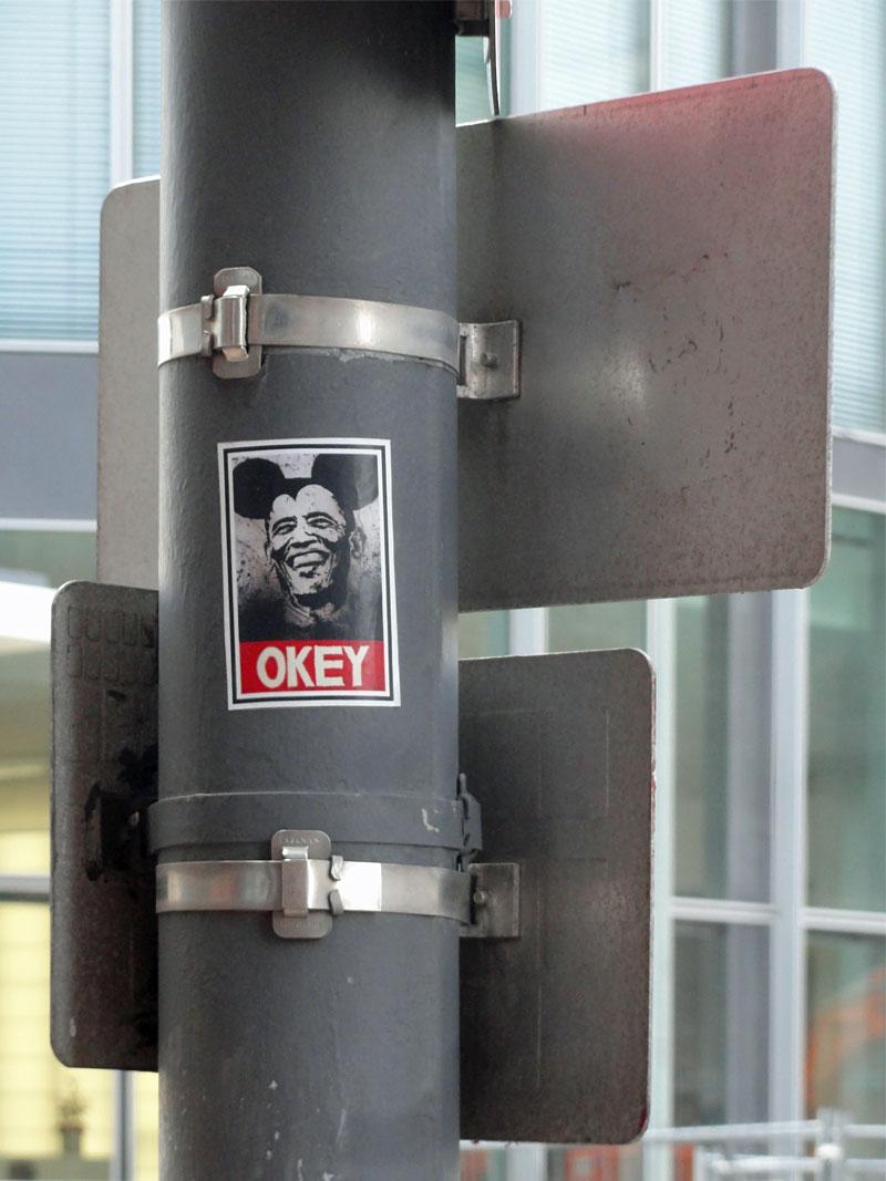 OBEY-OKEY