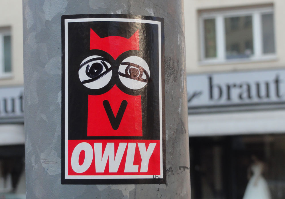 OBEY-OWLY