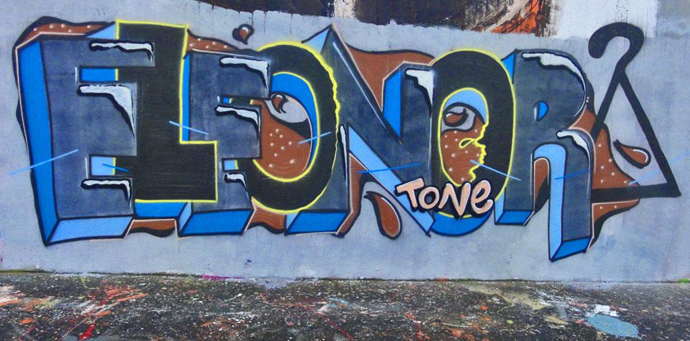 eleonor-graffiti-hall-of-fame-frankfurt-ratsweg-unterfuehrung
