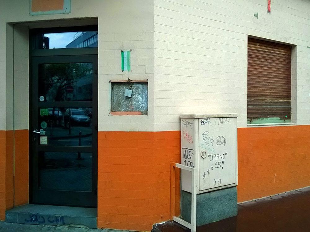 O-Ton in der Berger Straße
