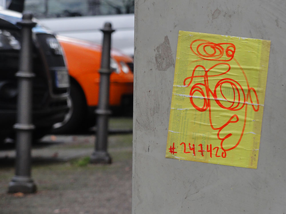 Streetart in Frankfurt #247420