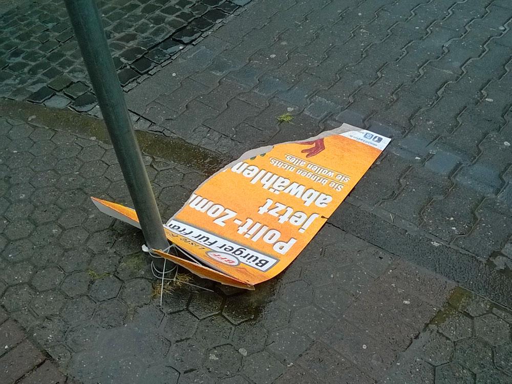 bff-buerger-fuer-frankfurt-wahl-plakat-abgerissen-berger-strasse-3
