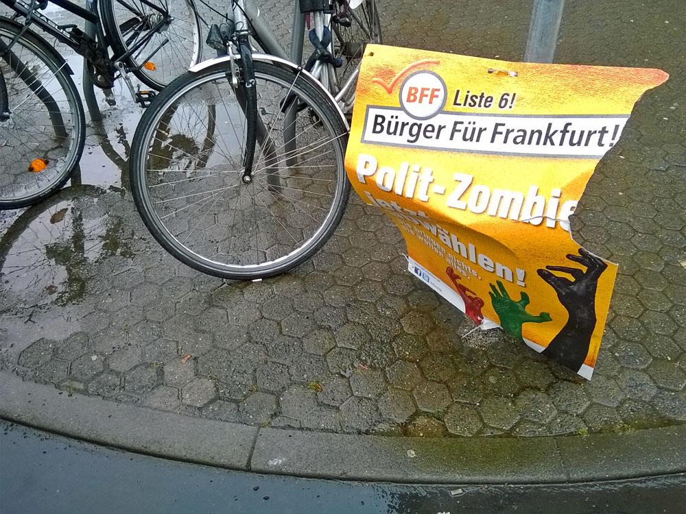 bff-buerger-fuer-frankfurt-wahl-plakat-abgerissen-berger-strasse-4
