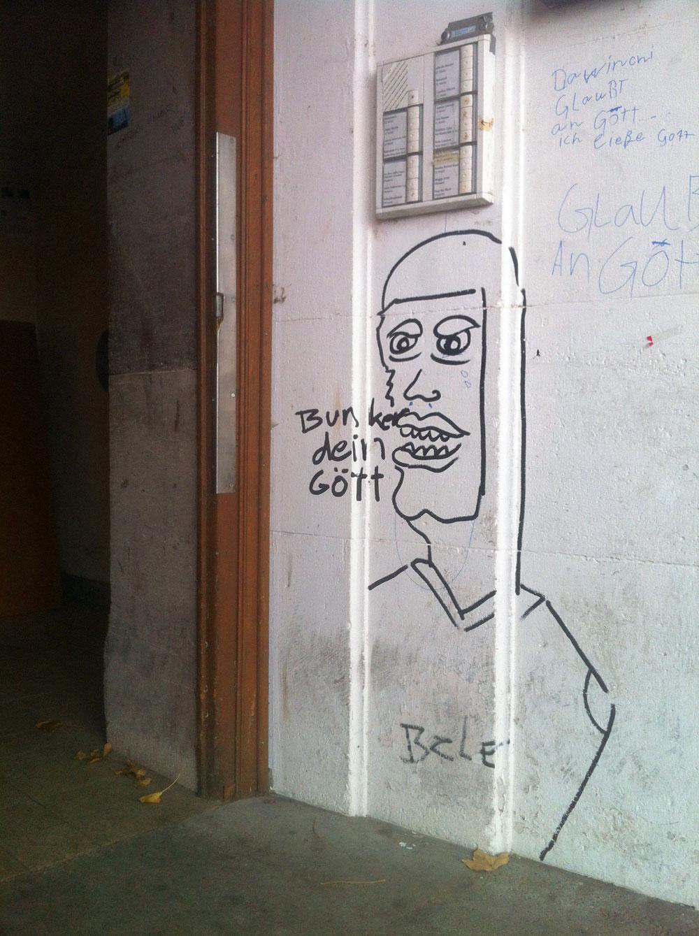 Celo & Abdi - Bunker dein Gött