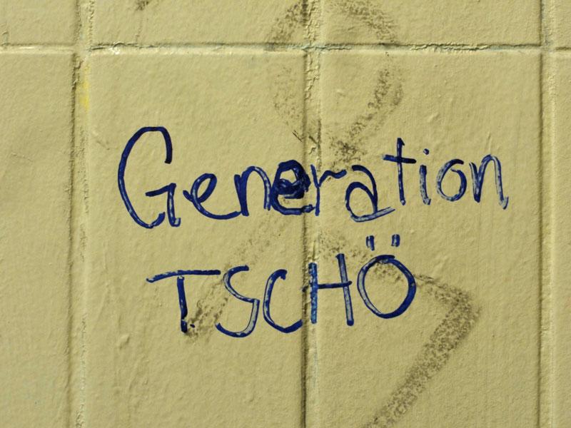 Celo & Adbi - Generation Tschö
