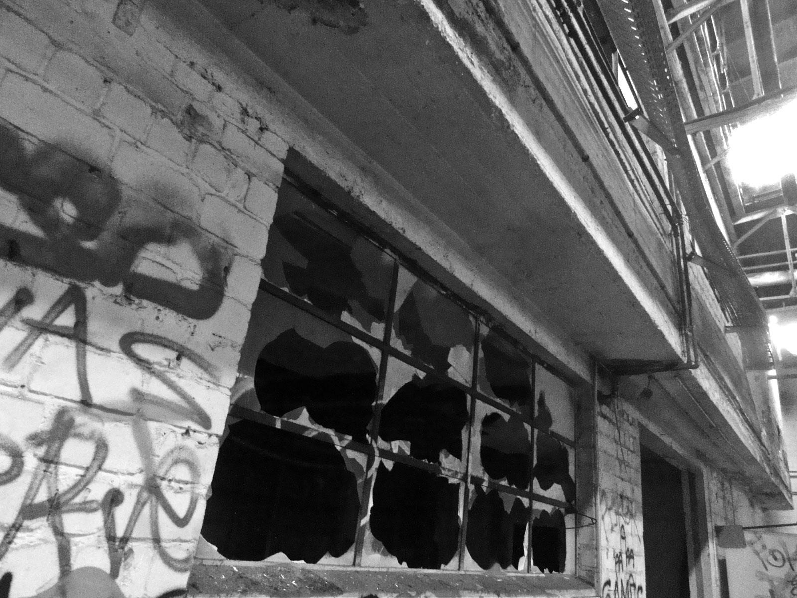 Urban Exploration Frankfurt – Lost Places: Teves Werke