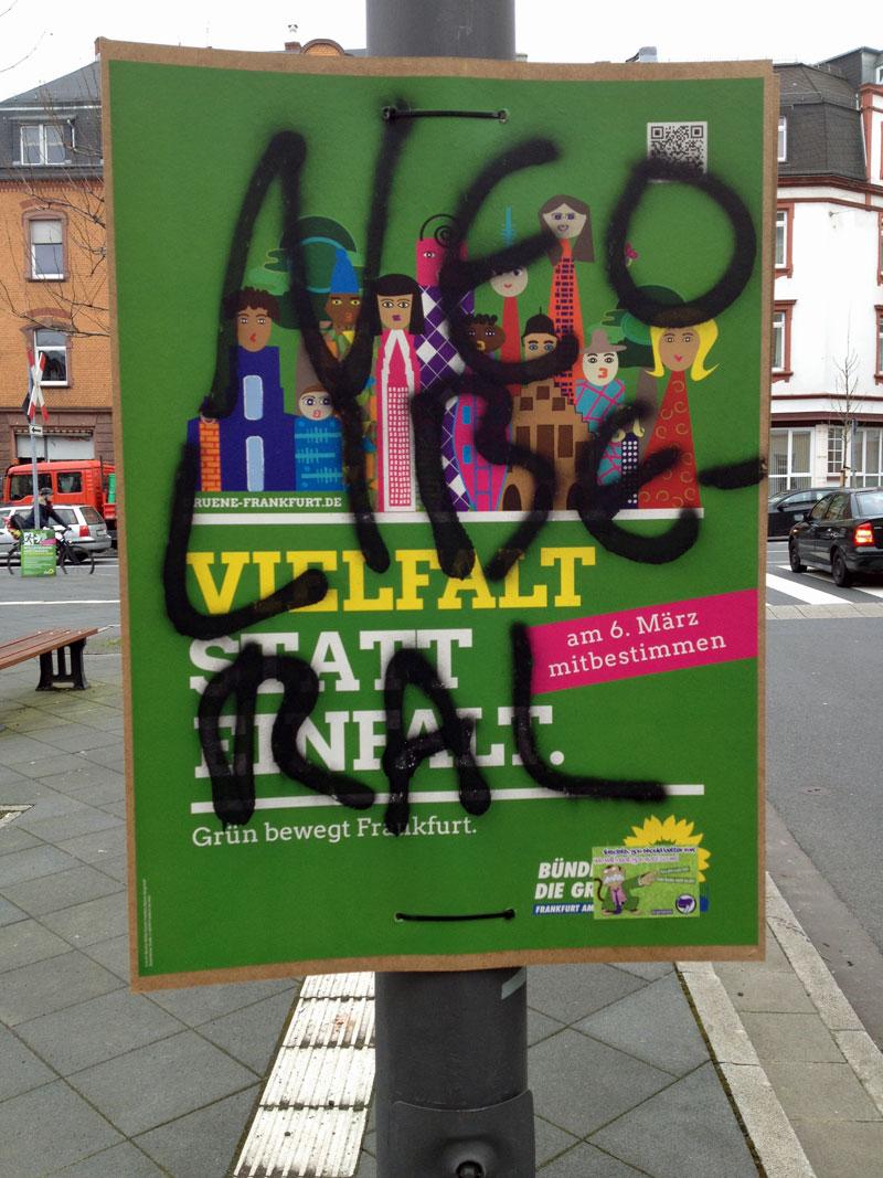 Kommunalwahl 2016 in Frankfurt: Neoliberal