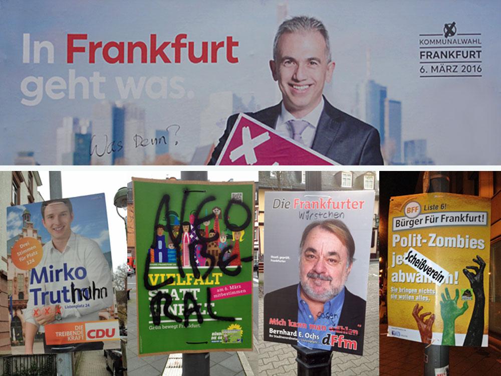 Frankfurt Kommunalwahl 2016