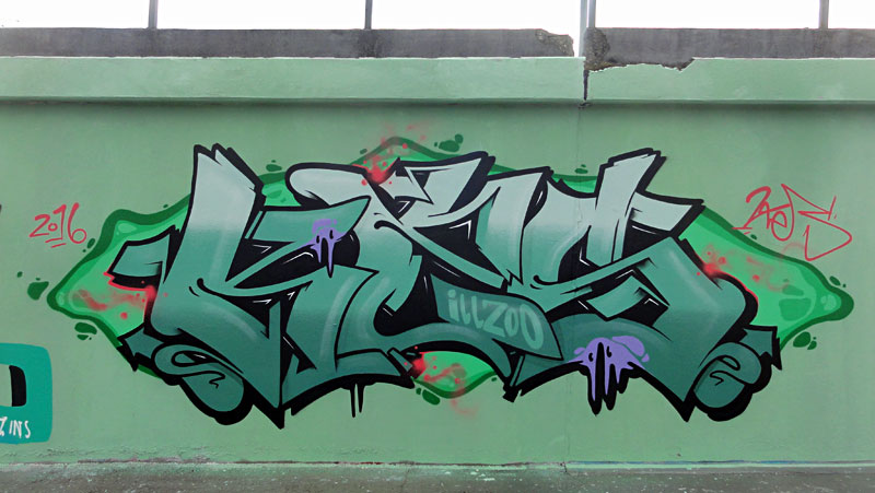 kes-graffiti-hanauer-landstrasse