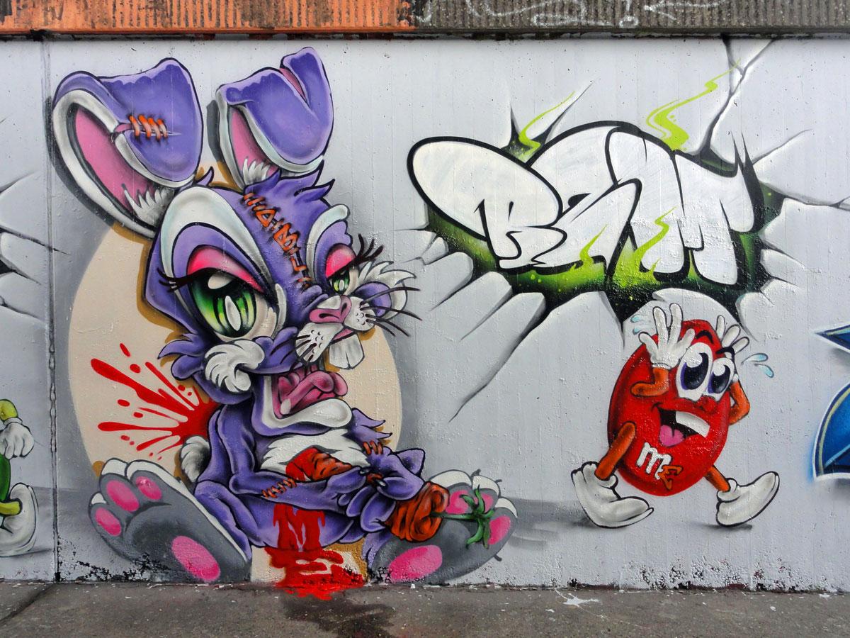 me-graffiti-hanauer-landstrasse
