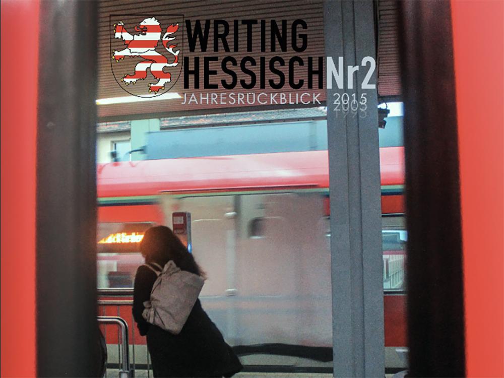 "Cover vom Graffiti- Magazin ""Writing Hessisch 2"""