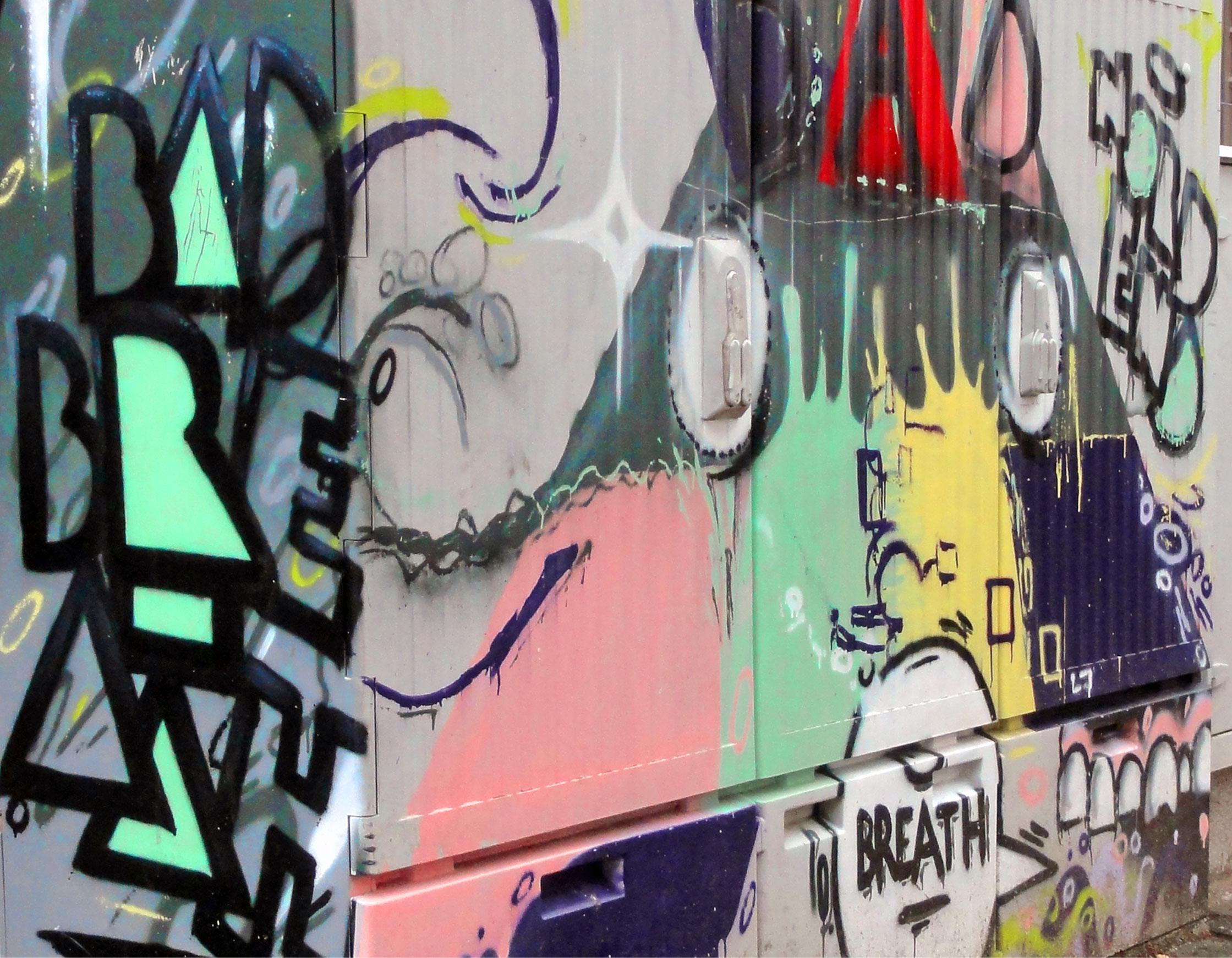 BAD BREATH ART Offenbach