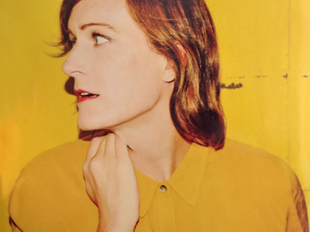 Laura Gibson Album Cover Empire Builder
