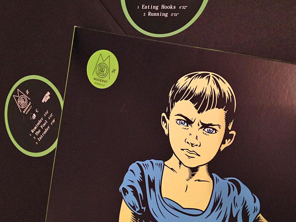 MODEART - Ⅲ Doppel Vinyl Album