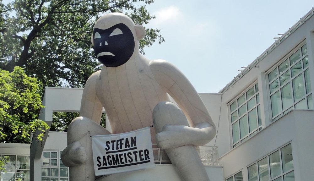 The Happy Show von Stefan Sagmeister im Museum Angewandte Kunst in Frankfurt am Main