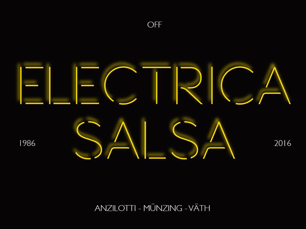 30 Jahre Electrica Salsa