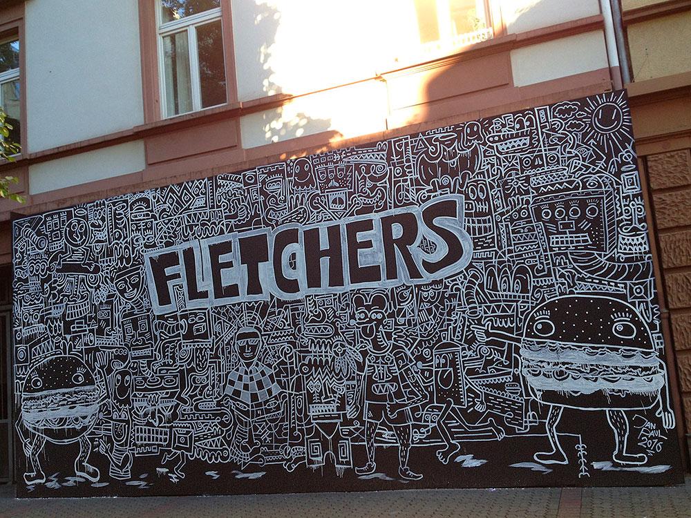 Fletchers Better Burger in Frankfurt