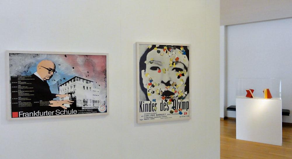 Frankfurter Schule - 100 Jahre Neue Typografie und Neue Grafik in Frankfurt - Ausstellung im Museum Angewandte Kunst Frankfurt