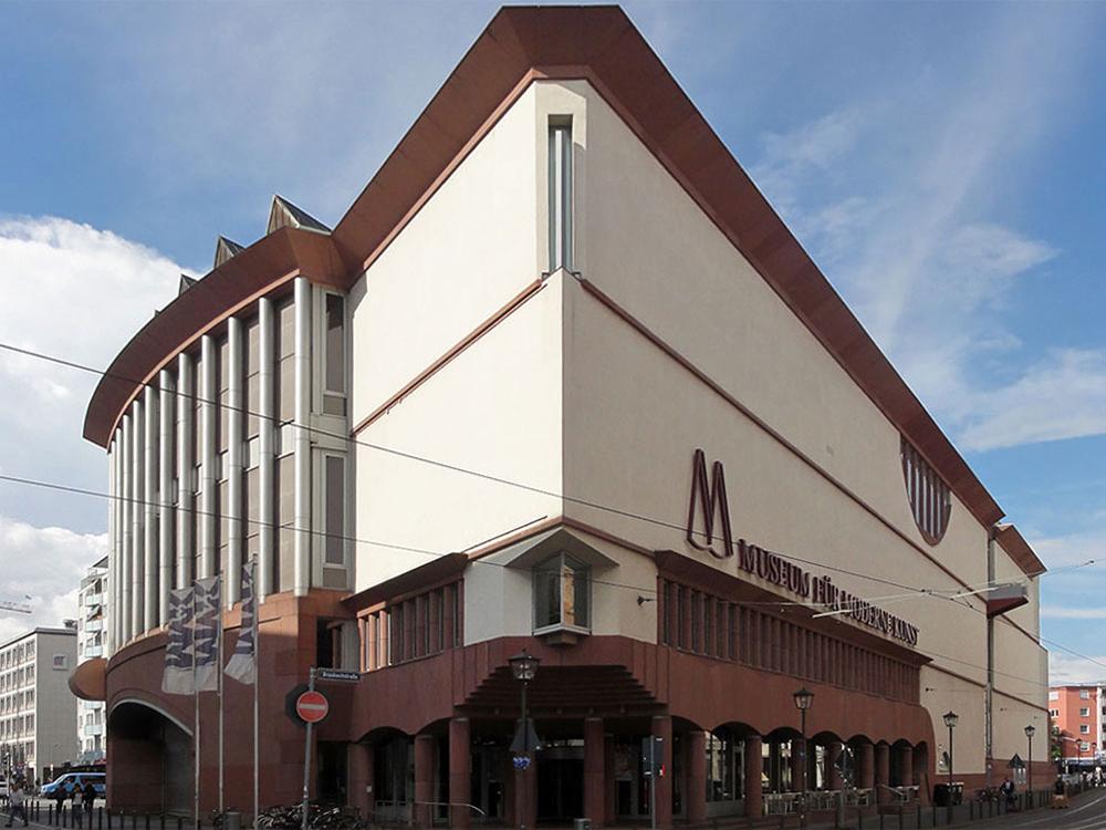 Museum Moderne Kunst Frankfurt
