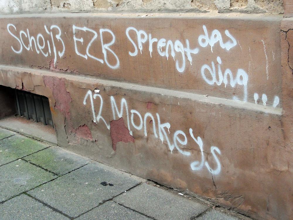 Scheiß EZB