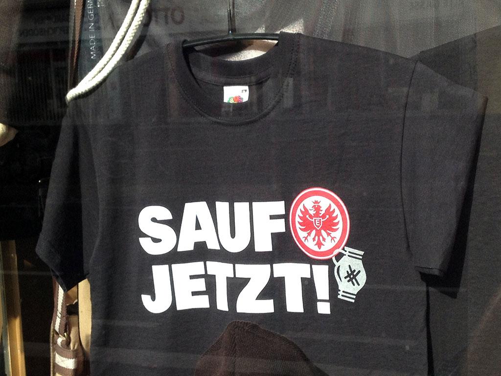SAUF JETZT T-Shirt