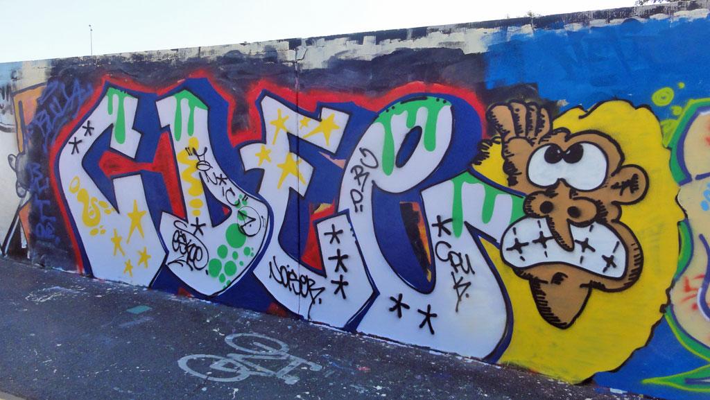graffiti in frankfurt hall of fame ratswegkreisel juli 2016 stadtkind. Black Bedroom Furniture Sets. Home Design Ideas
