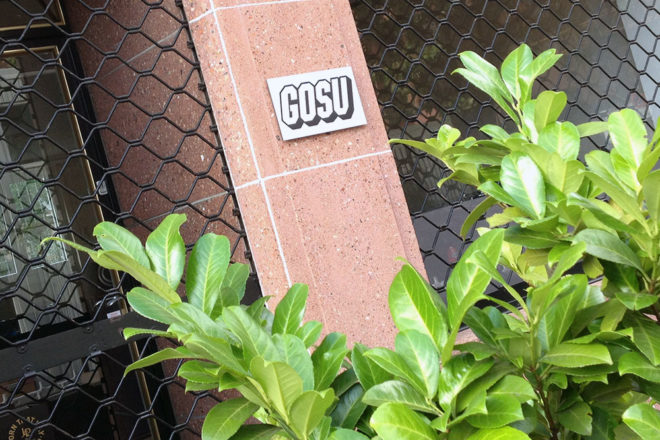 Plattenladen in Frankfurt: GOSU