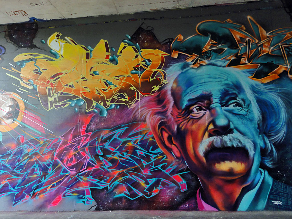 Graffiti in Wiesbaden - Meeting Of Styles 2016