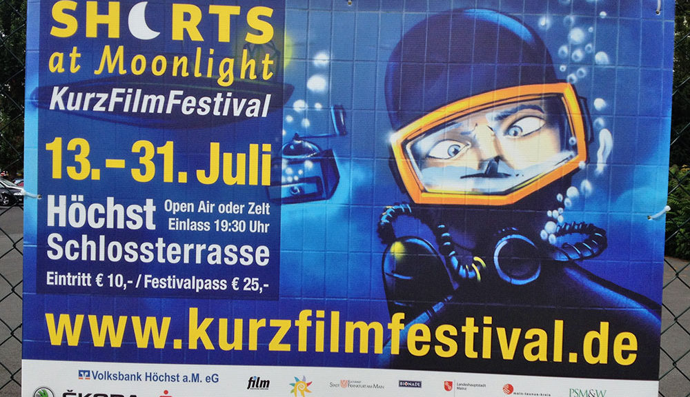 SHORTS AT MOONLIGHT - KURZFILMFESTIVAL IN FRANKFURT AM MAIN