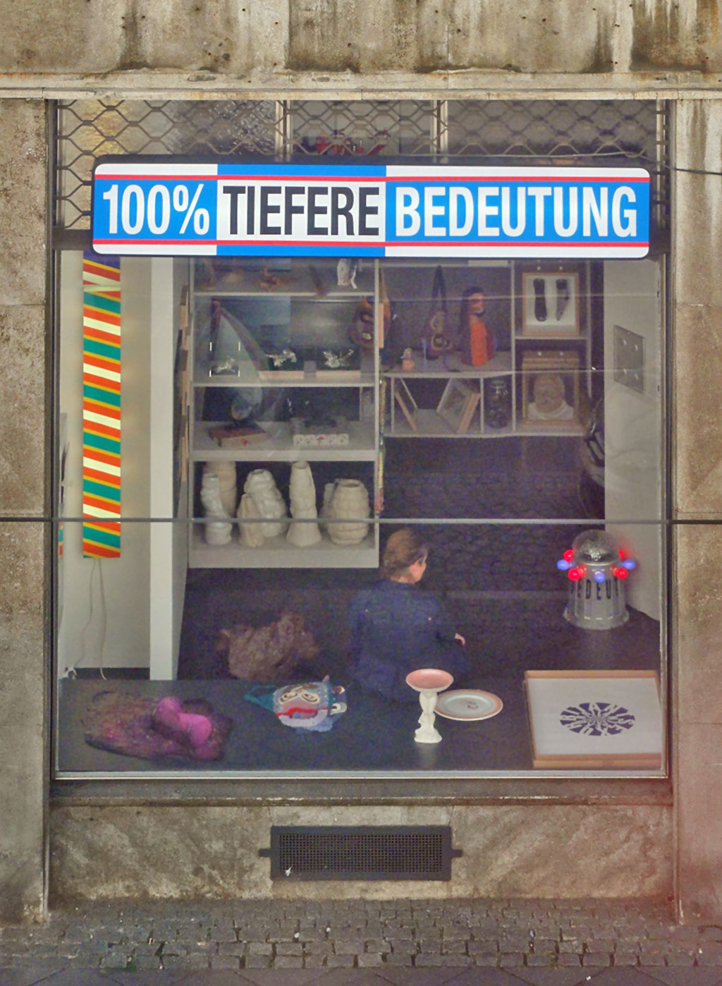 100% Tiefere Bedeutung